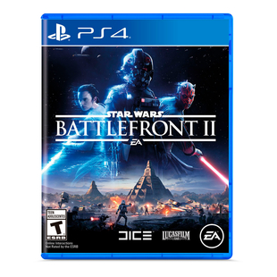 Juego PS4 Star Wars Battlefront Ii - Latam