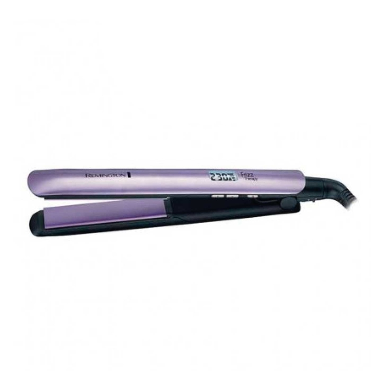 """Plancha de Cabello REMINGTON Antifrizz FrS8510 Morado - """