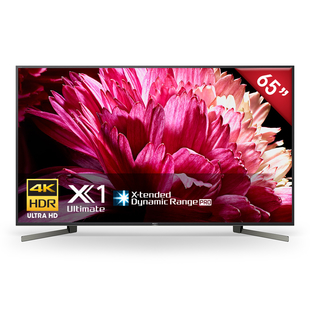 "TV SONY 65"" Pulgadas 165 Cm XBR-65X957G LED 4K-UHD Plano Smart TV"