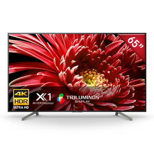 "TV SONY 65"" Pulgadas 165 Cm XBR-65X857G LED 4K-UHD Plano Smart TV"