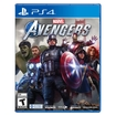 """Juego PLAYSTATION  PS4 Avengers - LATAM - """