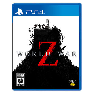 Juego PS4 World War Z
