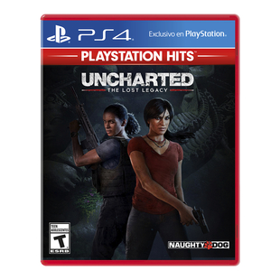 Videouego PS4 PlayStation Hits: Uncharted: The Lost Legacy
