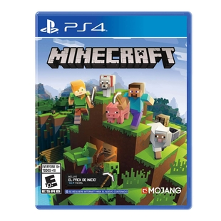 Juego PS4 Minecraft Bedrock Edition
