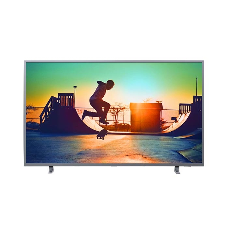 "TV PHILIPS 65"" Pulgadas 164 Cm 65PUT6703/57 LED 4K-UHD Plano Smart TV"