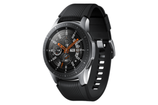 Reloj SAMSUNG Galaxy Watch LTE de 46 mm Plateado