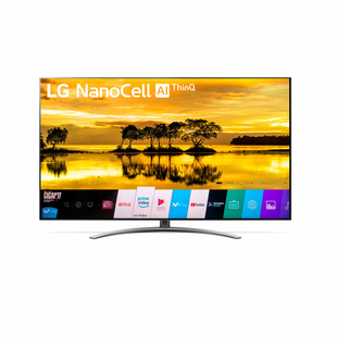 "TV LG 86"" Pulgadas 217 Cm 86SM9070PDA LED NanoCell 4K UHD Smart TV"